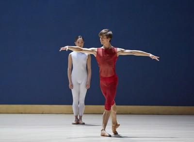 Yun-Kyeong Lee, Theophilus Vesely, Foto: Nik Scholzel